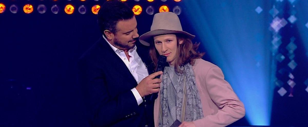 Félix passe en demi-finale de «La Voix» grâce à sa coach Lara Fabian