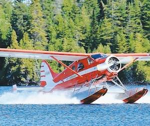L'appareil de type Beaver qui transportait sept personnes, dont quatre touristes américains, s'est écrasé le 15 juillet dernier. Ci-dessus, on voit un avion similaire à celui qui s'est abîmé. Il ne s'agit pas de celui qui fut impliqué dans le drame.