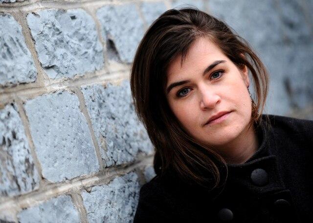 La réalisatrice Anne Émond.