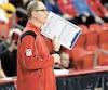 Avant de devenir l'entraîneur du Rouge et Or, Pascal Clément a dirigé les Titans de Limoilou durant six ans.