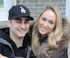 Jeffrey et Shannon Goldberg ont développé une relation très complice avec les années. Jeffrey veut poursuivre ses études pour être monteur de ligne et Shannon étudie en relations industrielles à l'Université de Montréal.