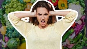 Image principale de l'article 21 phrases que les végétaliens détestent