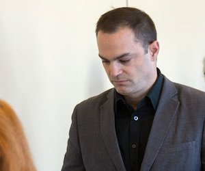 Guy Turcotte aurait bu du lave-glace juste avant de se faire arrêter, soit le lendemain du drame, a soutenu un expert, mercredi.