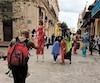 Les échassiers de la Vieille Havane seront de la fête.