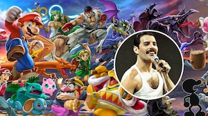 Image principale de l'article Quand Queen rencontre Super Smash Bros.!