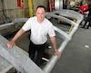 Guillaume Chabot, président de Poitras Industries.