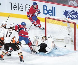 Même si le Canadien a gagné deux matchs en fin de semaine, dont celui face aux Ducks d'Anaheim, il ne s'est aucunement rapproché d'une participation aux séries.