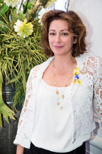 Anick Lemay a participé à la 16ème édition du bal annuel de la Fondation des Gouverneurs de l'espoir.
