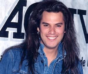 Patrick Bourgeois en 1991, au plus fort de la popularité des BB.