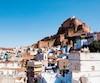 Le fort Mehrangarh surplombe la ville de Jodhpur