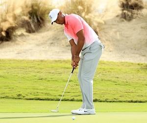 Tous les regards seront tournés à compter d'aujourd'hui vers Tiger Woods.