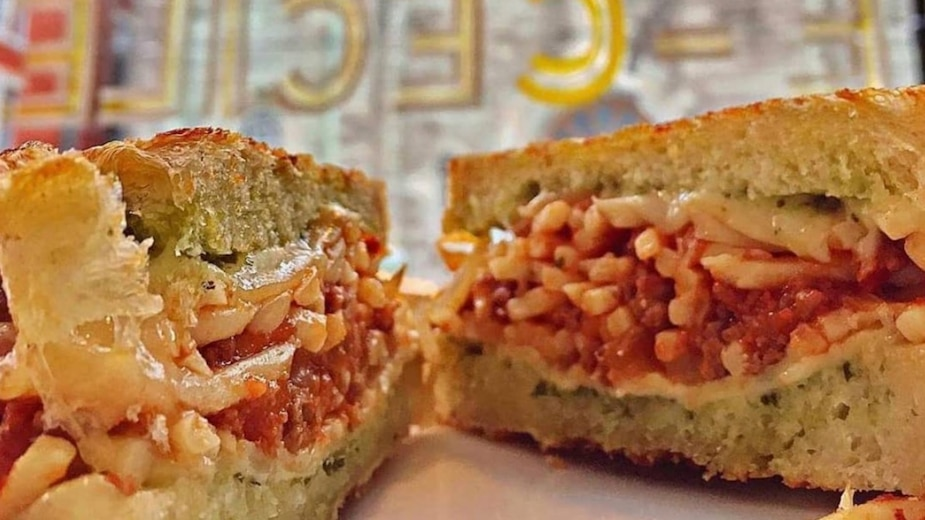 Un sandwich «spaghetti» pour les journées grises