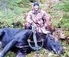 Jonathan Bélanger, alias le «Robin de la viande des bois», a lui-même donné une partie de la viande de cet orignal.