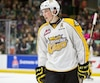 Nolan Patrick des Wheat Kings de Brandon.