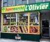 Supermarché L'Olivier