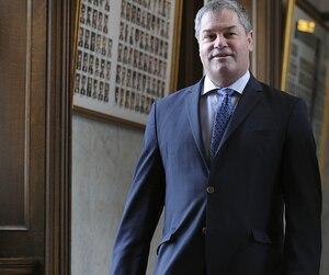 Le ministre de l'Éducation, Yves Bolduc.