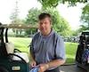 Marian Stastny a ouvert un terrain de golf en 1994 à Saint-Nicolas.