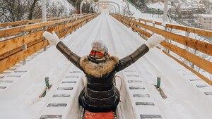 Voici 5 endroits qui vous feront aimer l'hiver
