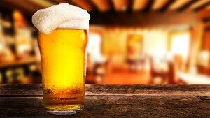 Il boira seulement de la bière pendant 46 jours