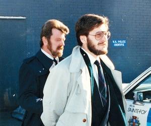 En mars 1991, le journaliste était accusé du meurtre de France Alain.