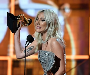 US-ENTERTAINMENT-MUSIC-GRAMMY-SHOW