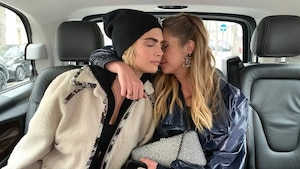 Cara Delevingne défend sa copine Ashley Benson