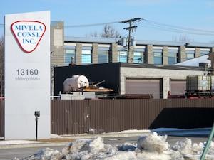 En juin dernier, Mivela Construction a obtenu un contrat dans le cadre du réaménagement de la rue Sherbrooke, près de l'avenue du Musée.