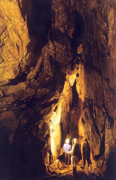 Caverne Trou de la Fée