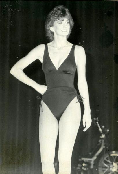 Rachel Lapierre avait été élue Mademoiselle Québec 1982.