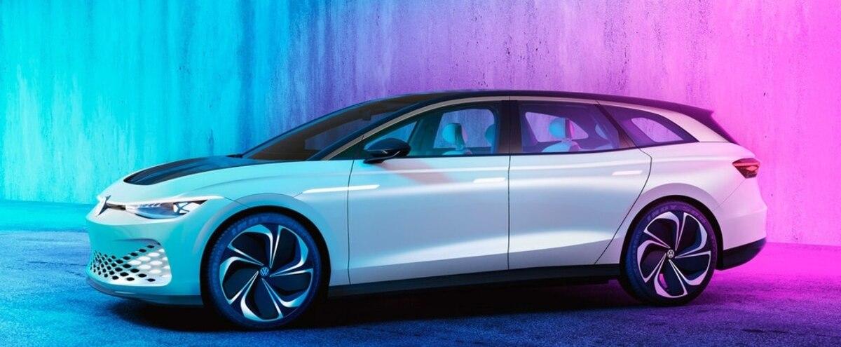 Volkswagen présente le concept électrique ID. SPACE VIZZION