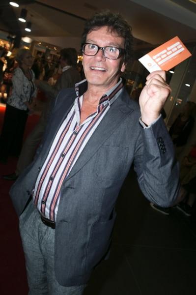 Jean Leclerc, comédien.