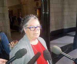 <b>Diane Lebouthillier</b><br /> Ministre du Revenu