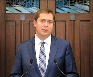 Le chef conservateur Andrew Scheer a exigé vendredi une rencontre d'urgence du Comité permanent de la justice et des droits de la personne.