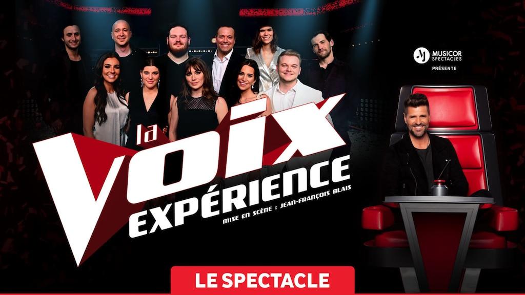 Yama Laurent se joint à La Voix Expérience!