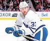 Frédérik Gauthier a fait sa niche au sein des Maple Leafs.