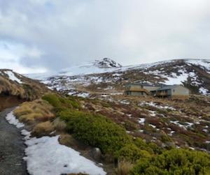 Paysage Kepler Track en Nouvelle-Zélande