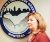 Photographiée hier à ses bureaux, Brigitte Bishop a été nommée pour un mandat de 5 ans.