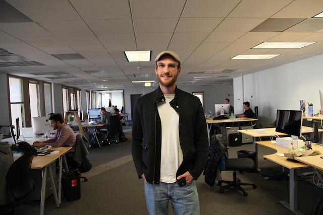 Denis Laprise, 32 ans, a créé l'application Curbside à Palo Alto, lieu de naissance de Silicon Valley. On peut d'ailleurs visiter le garage où tout a commencé.