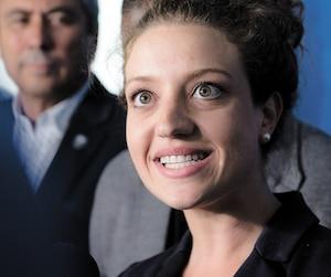 <b>Rosannie Filato</b><br /><i>Responsable des sports et loisirs au Comité exécutif de la Ville de Montréal</i>