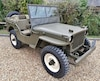 Willys Jeep MB 1945 de Steve McQueen