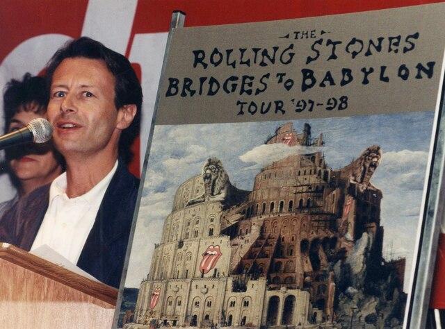 Michel Brazeau en 1983