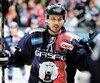 La carrière de hockeyeur de Bruno Gervais a pris fin l'an dernier en Allemagne.