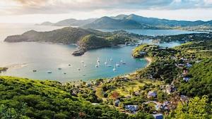Antigua, là où le temps semble s'arrêter!