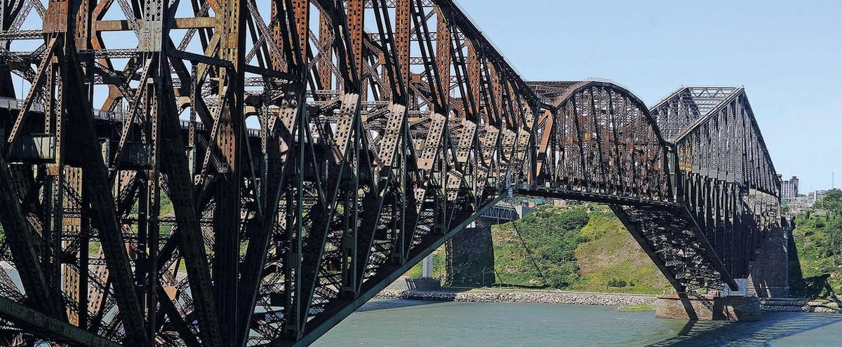 Le pont de Québec bon jusqu'en... l'an 2094?