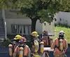 mercredi 18 juillet 2018 possible explosion dans un labo rue verdier a saint l�onard SYLVAIN DENIS/-AGENCE QMI