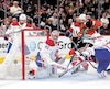 Carey Price a été très solide devant son filet, bloquant 37 des 39 tirs des Blackhawks.