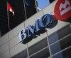 Bloc BMO Banque de Montréal