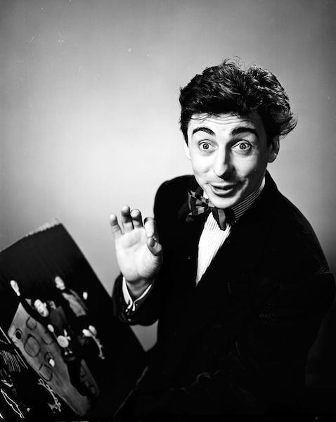 Paul Buissonneau à l'époque du théâtre de la Roulotte. Le comédien Paul Buissonneau est décédé dans la nuit de dimanche, à l'âge de 87 ans.