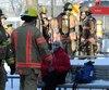 Depuis 2009, toutes les casernes de Montréal ont des équipes de pompiers répondants, appelés pour prodiguer les premiers soins.