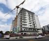 Bloc chantier construction Immobilier